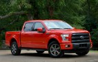 2015 Ford F-150: First Crash-Test Ratings For Aluminum-Bodied Truck