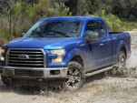 Aluminum-Body 2015 Ford F-150 Gets 5-Star NHTSA Rating For Crash Safety