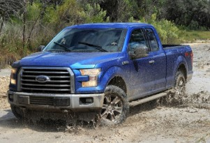 2015 Ford F-150 Has Lowest Lifecycle Carbon Footprint: Study