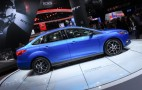 2015 Ford Focus Video: New York Auto Show
