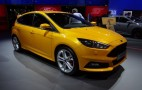 2015 Ford Focus ST And New Focus ST Diesel: Live Photos And Video