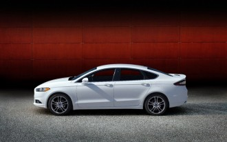 2014-2015 Ford Fusion Recalled For Software Glitch That Could Allow Cars To Roll Away