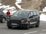 2015 Ford Galaxy spy shots