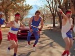 2015 Ford Mustang--'80s Dance Battle!