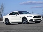 50 Years Of The Ford Mustang: Video