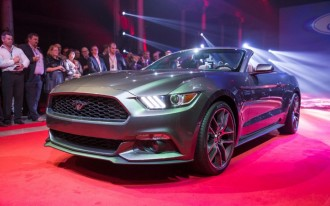 November Car Sales, 2015 Ford Mustang, Fuel Economy: This Week In Social Media