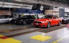 2015 Ford Mustang Convertible Starts Shipping To Dealers