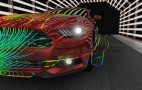 2015 Ford Mustang Is Powerful, But Aero-Efficient Too: Video