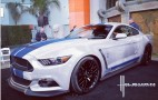 2015 Ford Mustang GT350 And Mach 1 Rendered On Instagram