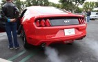 Hear The 2015 Ford Mustang GT Start & Rev: Video