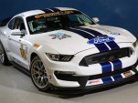 2015 Ford Mustang Shelby GT350R-C race car