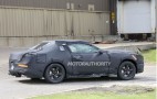 Is This Ford's Four-Cylinder EcoBoost 2015 Mustang? Sure Sounds Like It