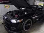 2015 Ford Mustang tuned by Hennessey Performance