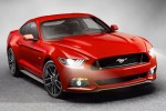 Ford 'Considers' Diesel, Hybrid, Even Electric For New Mustan