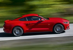 2015 Ford Mustang via USA Today leak