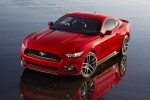 2015 Ford Mustang Revealed, With First 4-Cylinder Since 1993 (Photos)