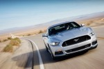 2015 Ford Mustang EcoBoost Gas Mileage: 26 MPG Combined