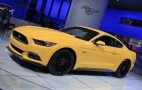 2015 Ford Mustang Preview: Official Photos, Live Shots, And Videos