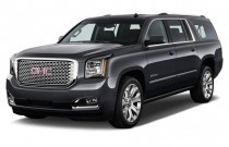2015 GMC Yukon XL 2WD 4-door Denali Angular Front Exterior View