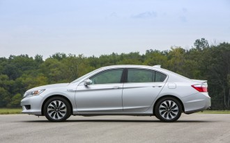 2014-2015 Honda Accord Hybrid Recalled For Electrical Problem, Disabling Of Gas Engine