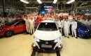 2015 Honda Civic Type R production in Swindon, United Kingdom