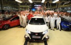 Honda Civic Type R Production Gets Underway In U.K.