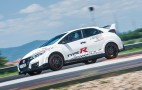 Honda Civic Type R sets FWD record at 5 iconic racetracks