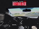 2015 Honda Civic Type R sets new front-drive Nürburgring lap record