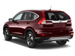 2015 Honda CR-V 2WD 5dr Touring Angular Rear Exterior View