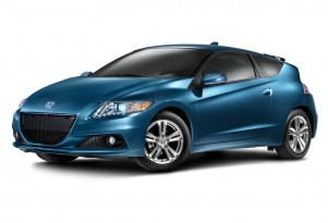2015 Honda CR-Z Hybrid Two-Seat Coupe: Unchanged For New Model Year