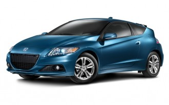 2015 Honda CR-Z Arrives Today, Priced From $20,145
