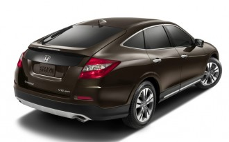 After Six Years & Slow Sales, The Honda Crosstour Is Dead