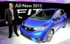 2015 Honda Fit: Video Summary From Detroit Auto Show