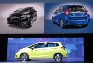 2015 Honda Fit: Full Details From 2014 Detroit Auto Show