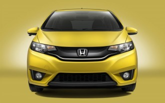 Brace Yourselves: 2015 Honda Fit Gets Better Bumper To Fix Crash-Test Scores