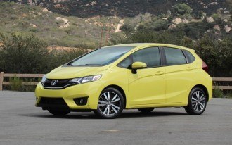 2015 Honda Fit: First Drive