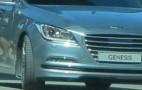 2015 Hyundai Genesis Leaked