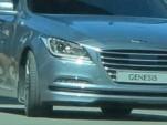 2015 Hyundai Genesis leaked - Image via Bobaedream