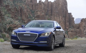 2015 Hyundai Genesis: Best Car To Buy Nominee