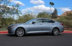 2015 Hyundai Genesis first drive review