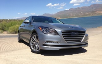 2015 Hyundai Genesis Video Road Test