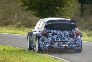 2015 Hyundai i20 WRC
