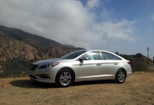2015 Hyundai Sonata Eco: Gas Mileage Review