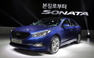 2015 Hyundai Sonata, 2014 Ford Fiesta, Toyota Recall Fine: What's New @ The Car Connection