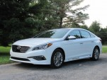 2015 Hyundai Sonata: Gas Mileage Review Of New Mid-Size Sedan