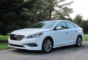 2015 Hyundai Sonata: Gas Mileage Review Of New Mid-Size Sedan