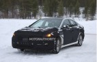 2015 Hyundai Sonata Spy Shots (With Interior)