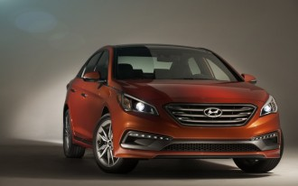 2015 Hyundai Sonata Gets New Look, Lower Price