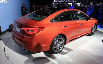 2015 Hyundai Sonata Video: New York Auto Show