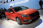 2015 Hyundai Sonata: Redesigned Sedan Debuts In New York (Photos)